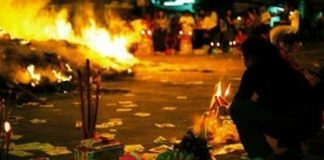 10 Things You Should Never Do in Chinese Ghost Month- ending  on Sept 20