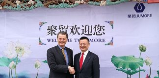 CCBC President Visits JUMORE to Deepen Sino-Canada Trade Cooperation