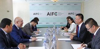 Chinese Ideas for World Economy! JUMORE Is Invited to AIFC for Deepening Cooperation