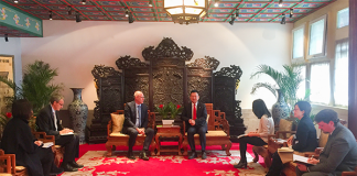 Sweden and JUMORE Join Hands to Further Sino-Sweden Cooperation