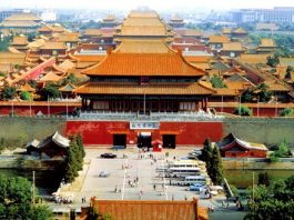 Top 10 impressive architectural buildings in China