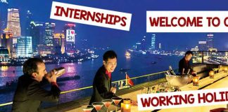 8 Reasons Why You Should Intern in China