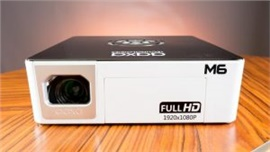 AAXA M6 Full HD Micro LED Projector Review