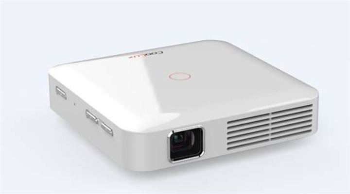 CooLux Q7 smart projector Review