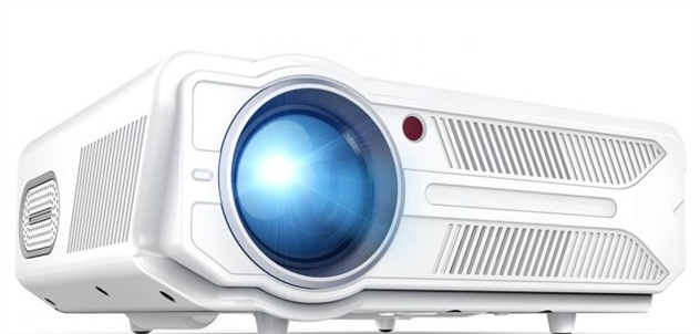 DBPOWER RD-819 3200 Lumens Projector Review
