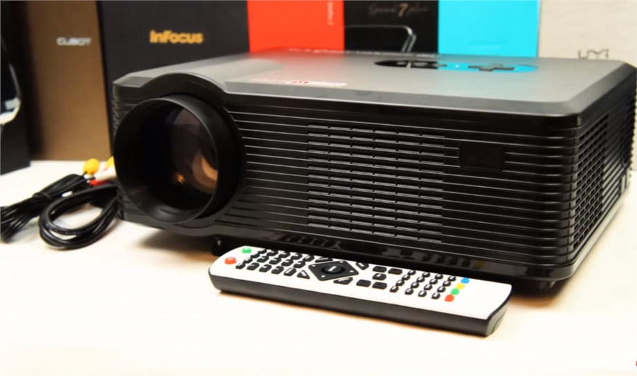 EXCELVAN CL720D LED Projector: Full Review