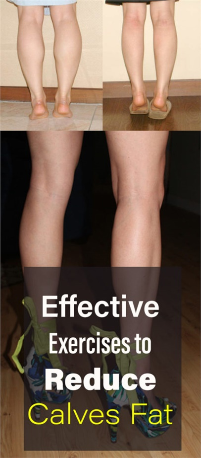 Effective Exercises to Reduce Calves Fat