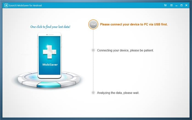 How to Recover Lost Data on Xiaomi Mobiles using EaseUS MobiSaver for Android Free?