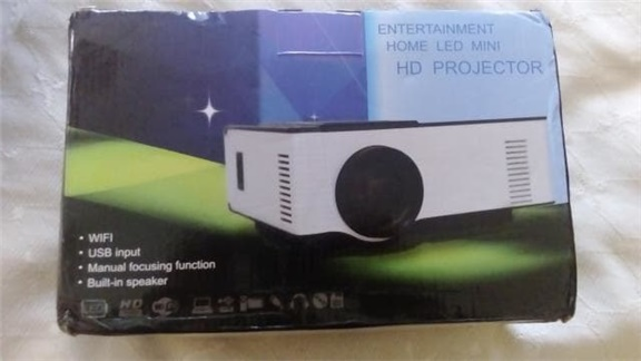 Low budget mini LED Projector VS314 Review