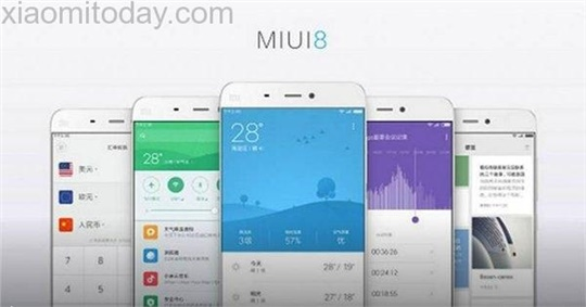 MIUI 8 (Stable Version) – The Changes, Supported Devices & Installation