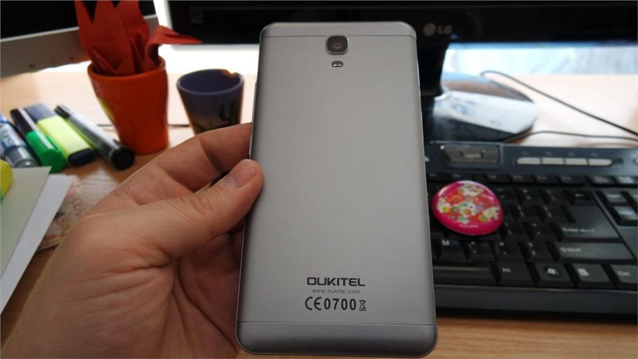 Oukitel K6000 Plus Review – 64GB – Huge Battery – Front Fingerprint – Android 7.0