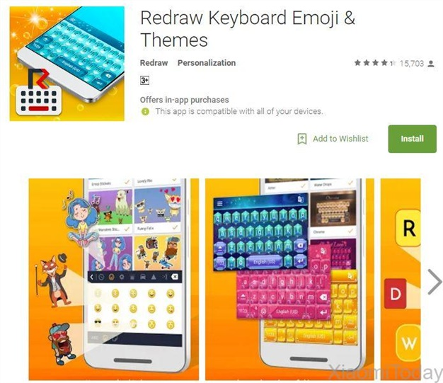 Tips & Tricks: Installing Redraw keyboard with multiple app features on Xiaomi phones