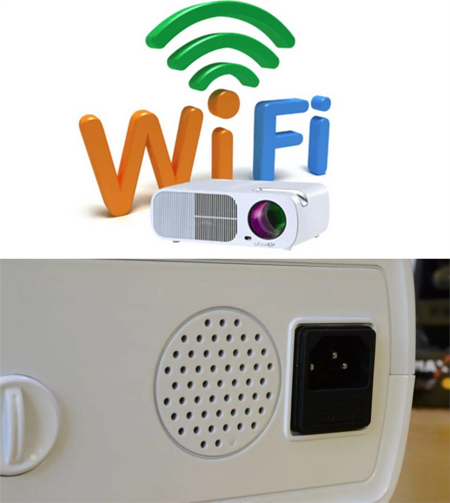 UhAPPy U20 Review How a Projector can improve your Child