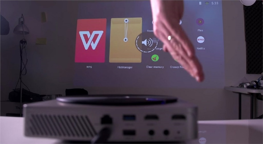 XGIMI Z4 Aurora Home Theater Projector Review