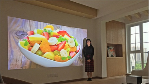 XGIMI Z5 Projector Review: A Perfect Teaching Companion