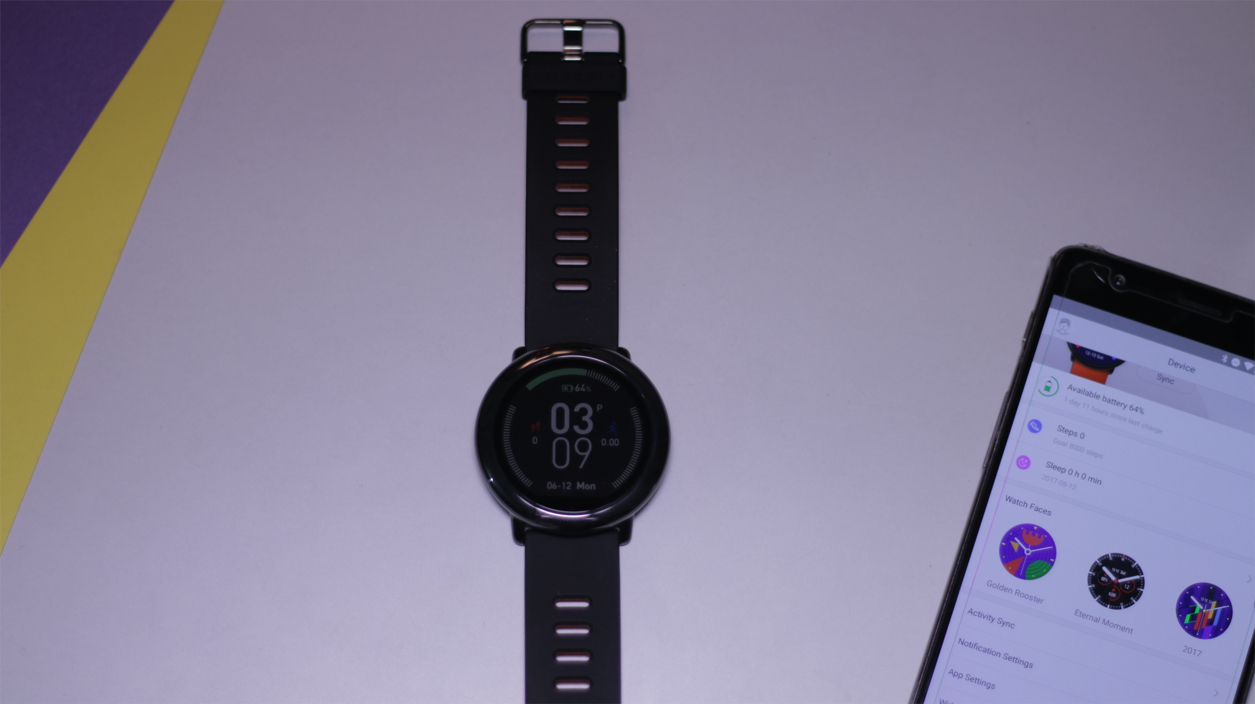 Xiaomi Huami Amazfit Smartwatch Video Review – China at its Best!