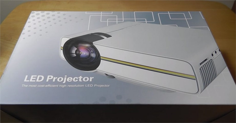 YG 400 LCD 1200 lumens Mini projector review
