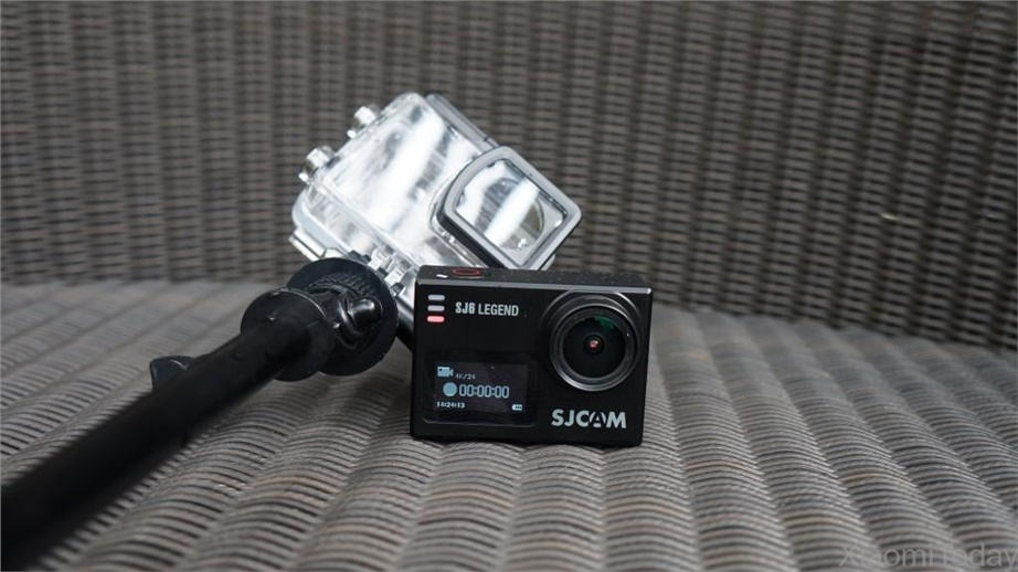 You can still get the SjCam SJ6 Legend 4K Camera for just $99.99 [Full Review]