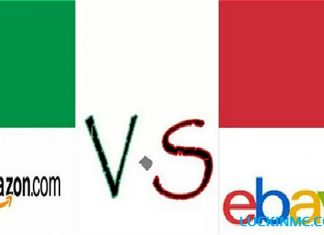 Selling in Italy:Amazon or eBay?